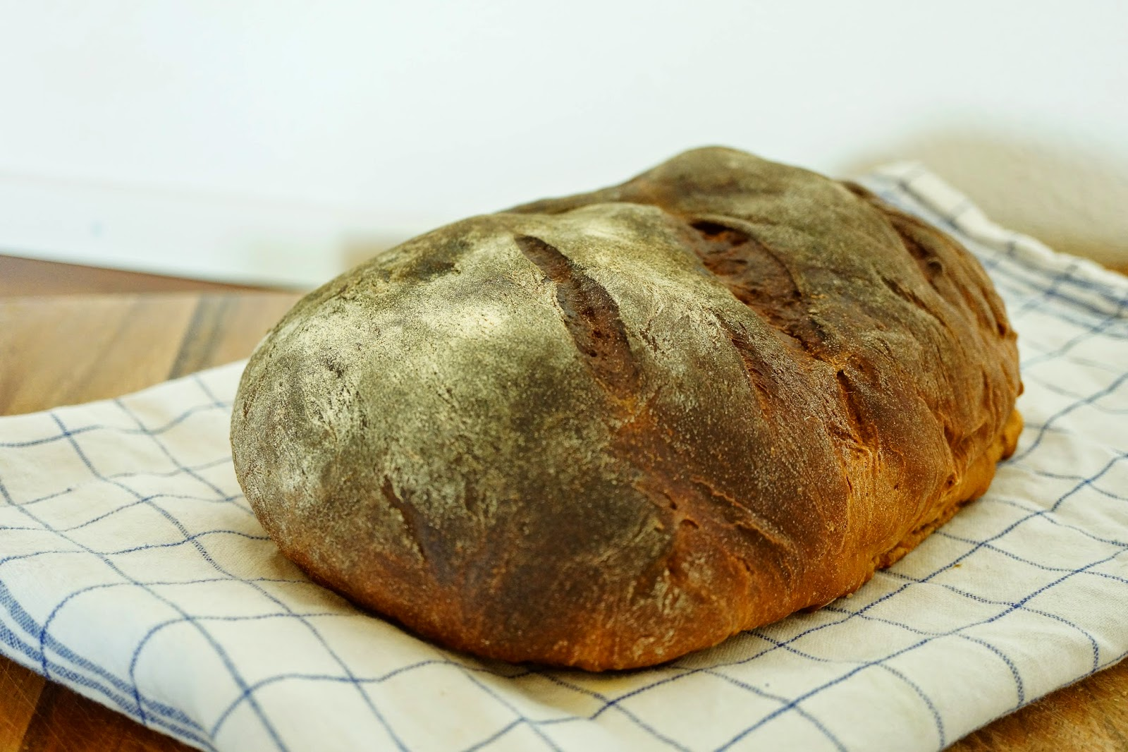 Brot, Backen,