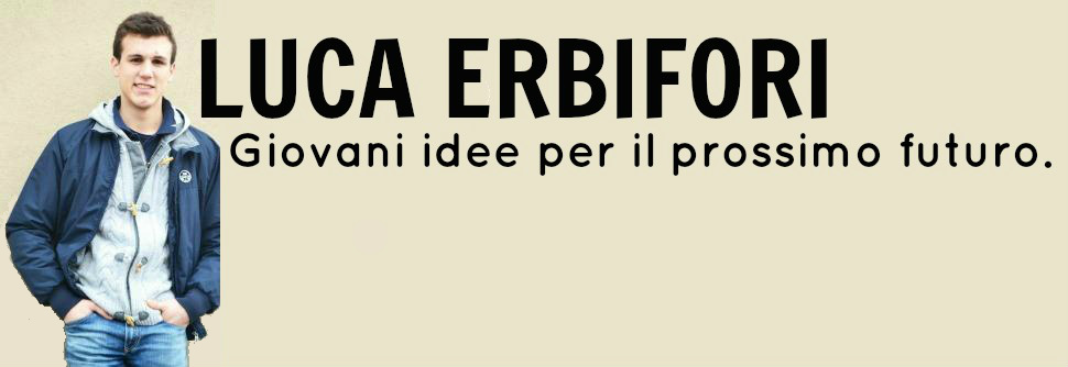 Blog di Luca Erbifori