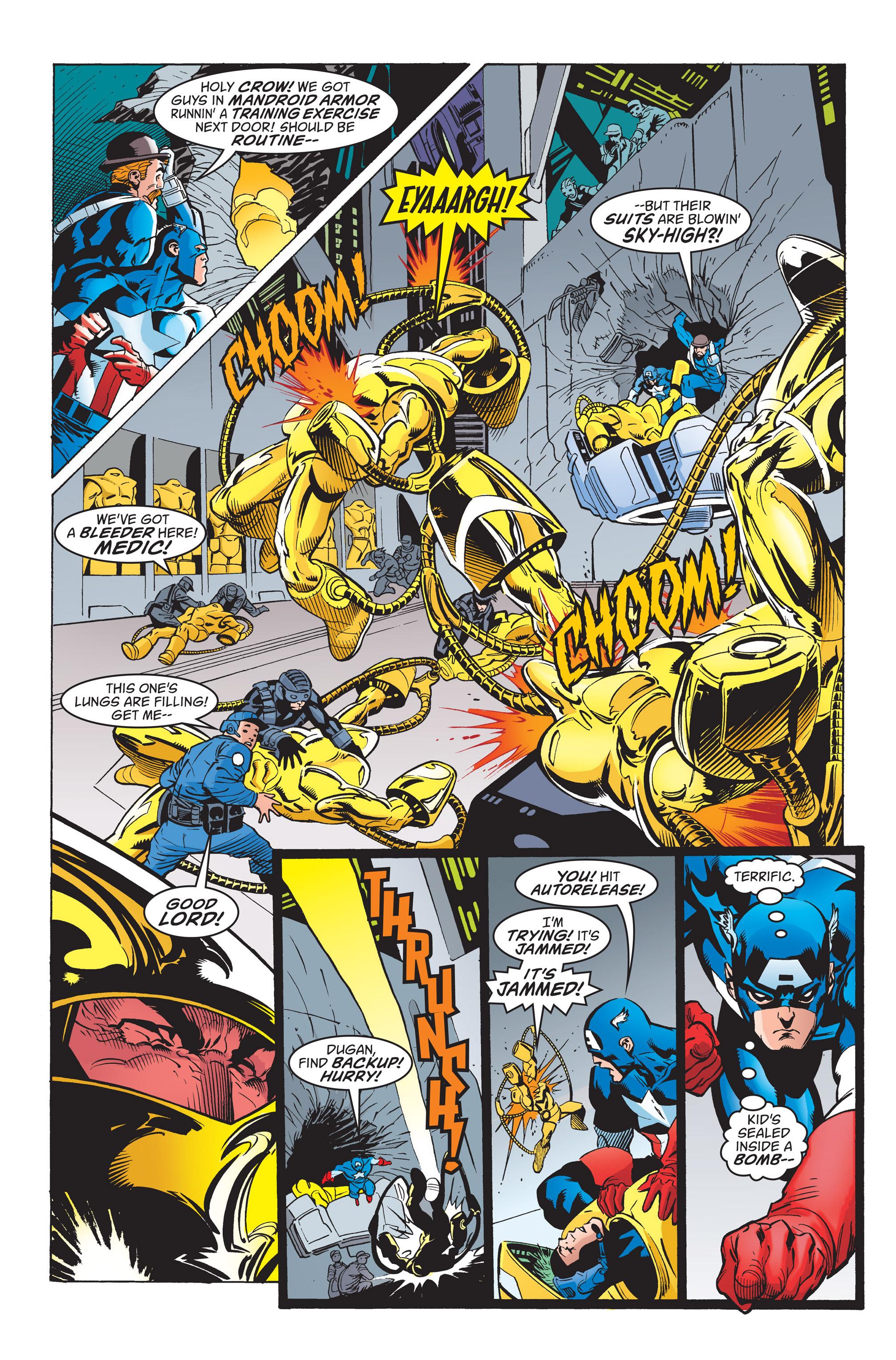 Captain America (1998) Issue #20 #26 - English 11