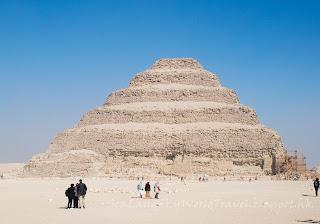 埃及, egypt, 開羅, Sakkara梯形金字塔