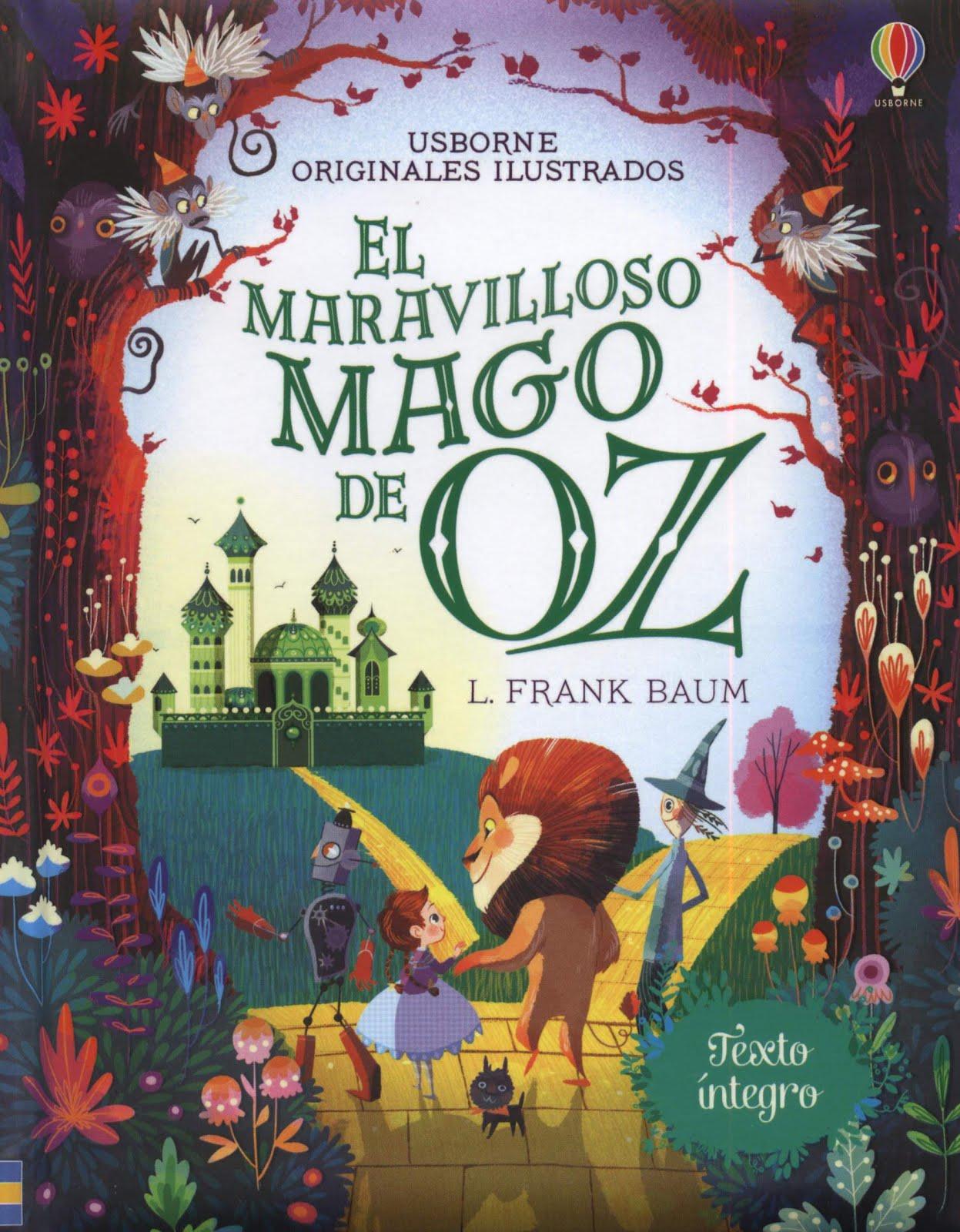 El Mago de Oz, de L. Frank Baum
