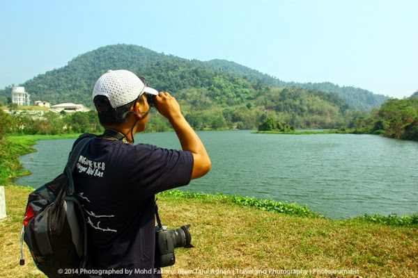 A Photo Essay Bird Watching Activity at Kuala Kubu Bharu