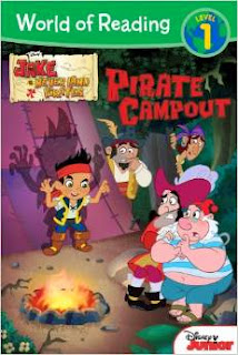 Jake and the Never Land Pirates Pirate Campout