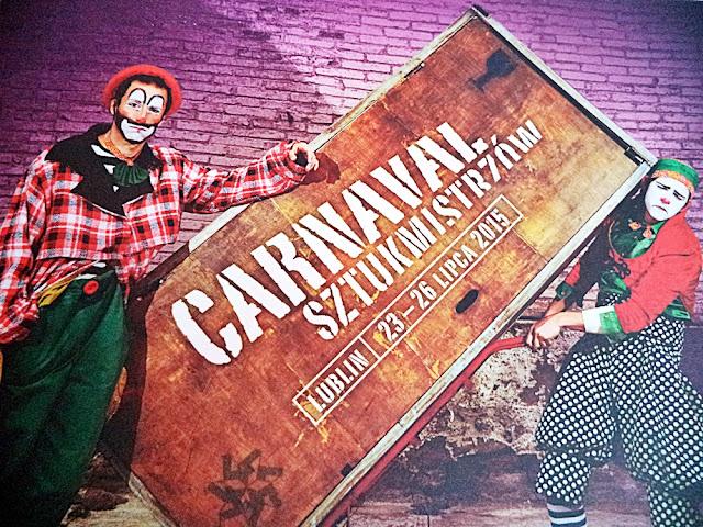 Carnaval Sztukmistrzów w Lublinie ♥