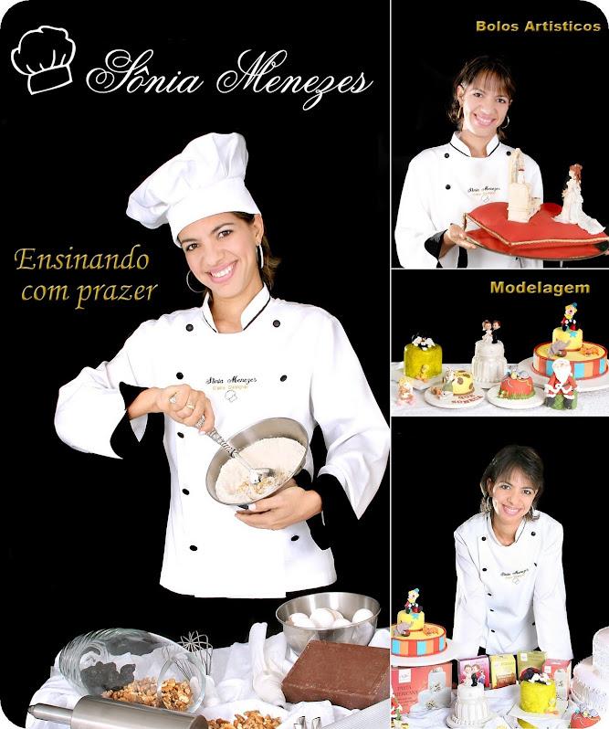 SONIA MENEZES - CAKE DESIGNER