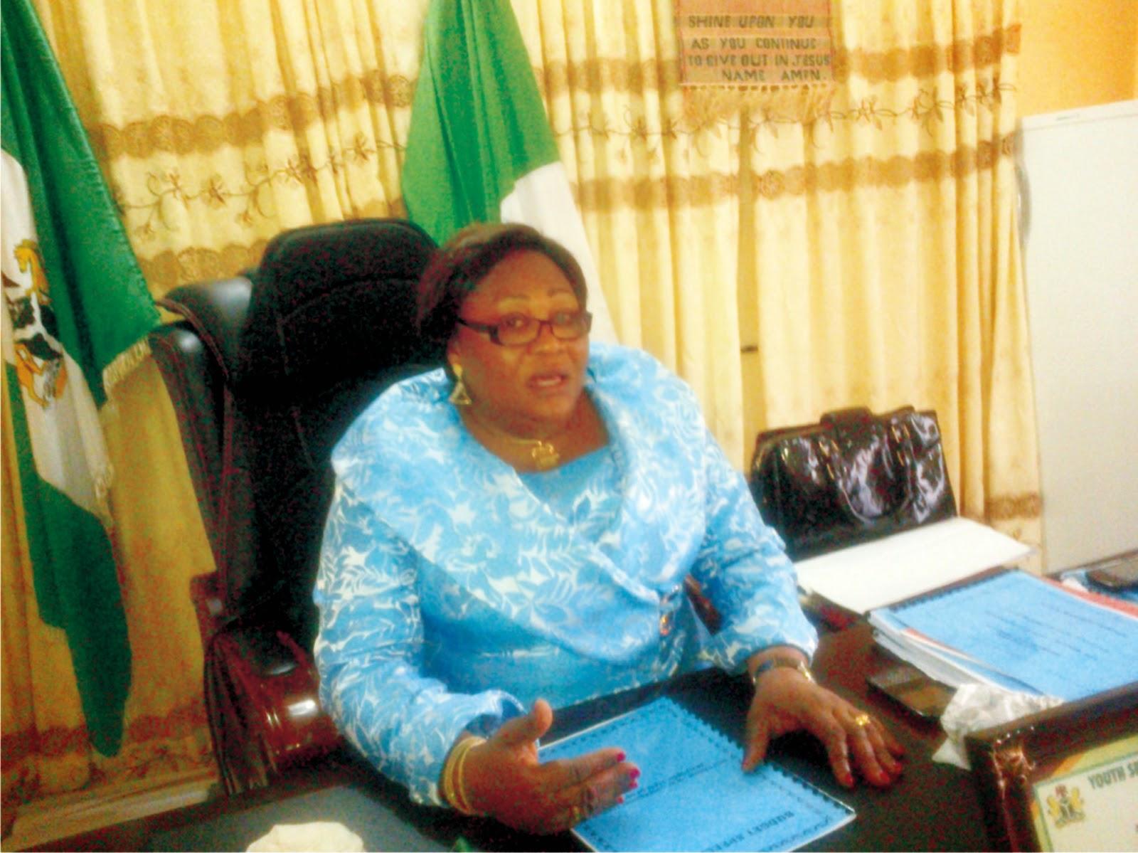 There is no fraud in Ikot Ekpene — Gloria Useh