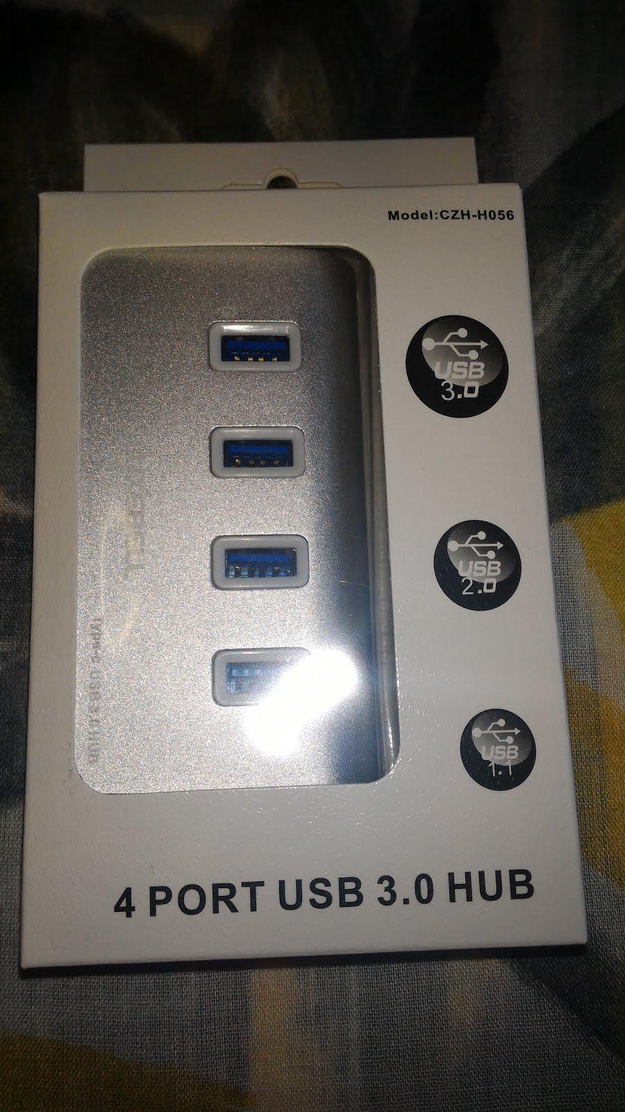 LUXEBELL 4 PORTE USB