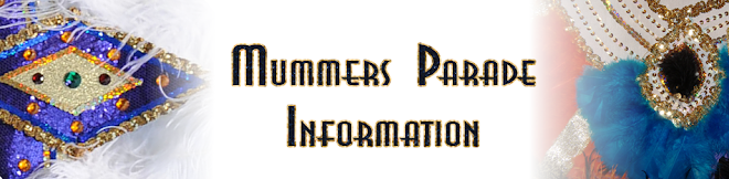 Philadelphia Mummers Parade Information