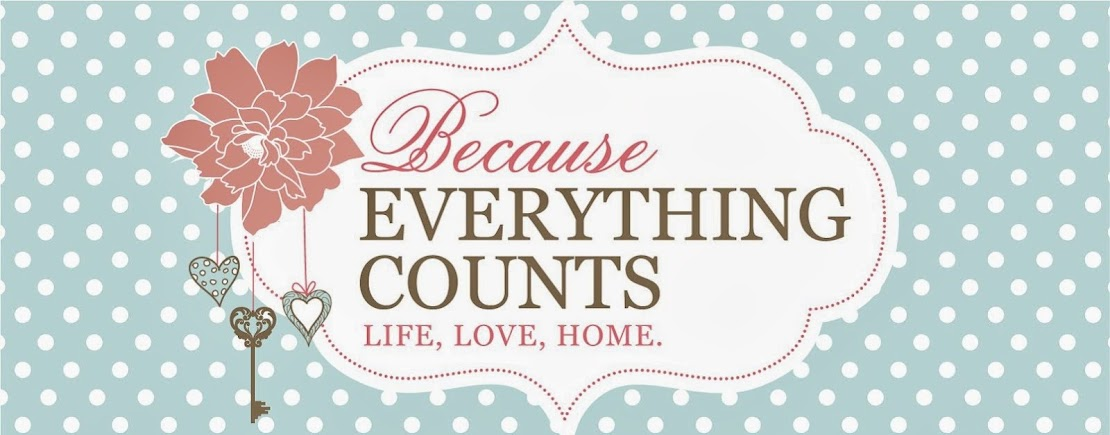 Because Everything Counts