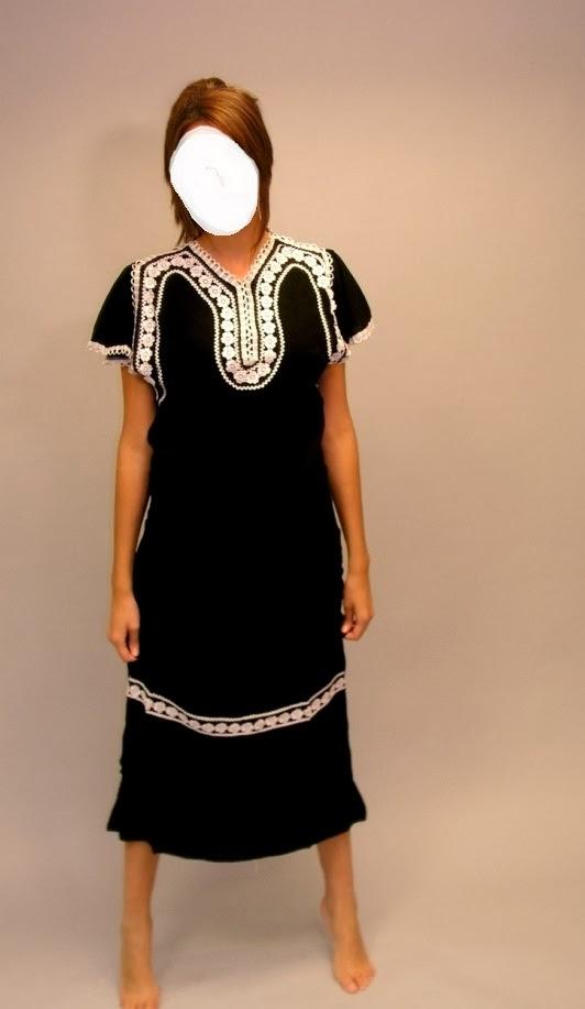 خياطة فساتين دار جزائرية