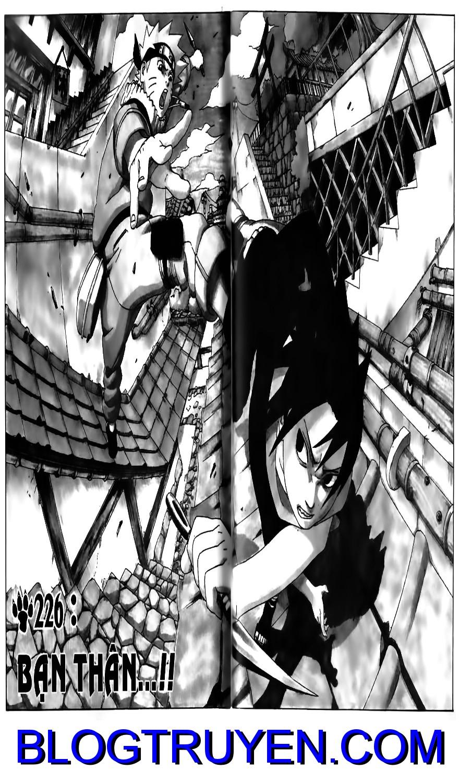 Naruto chap 226 Trang 3 - Mangak.info