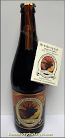 Grand Teton Wake Up Call Imperial Coffee Porter bottle