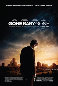 Gone Baby Gone Poster