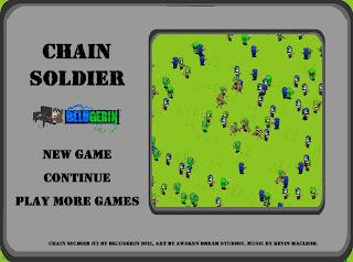 Chain Soldier