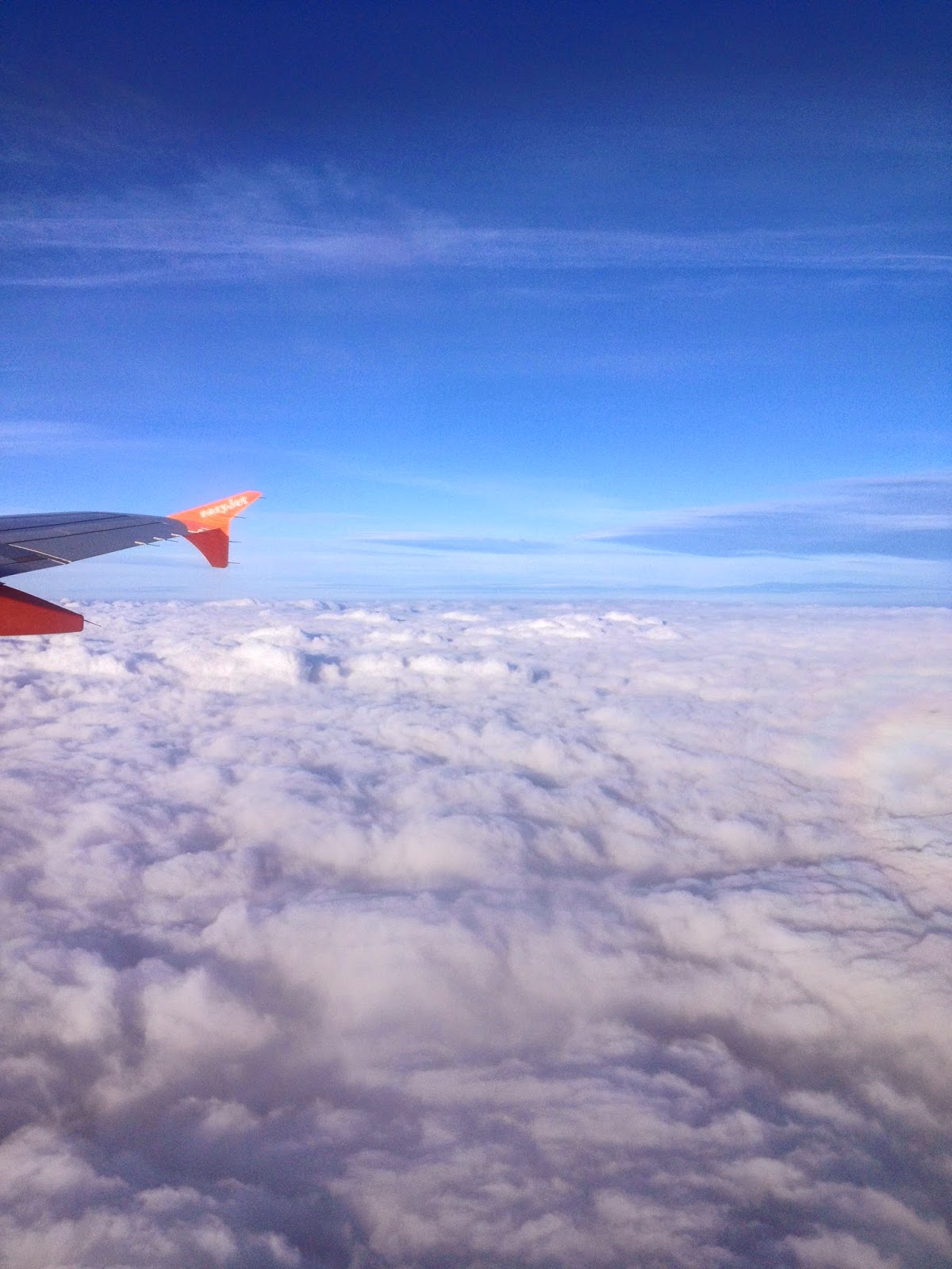 easyjet to barcelona april