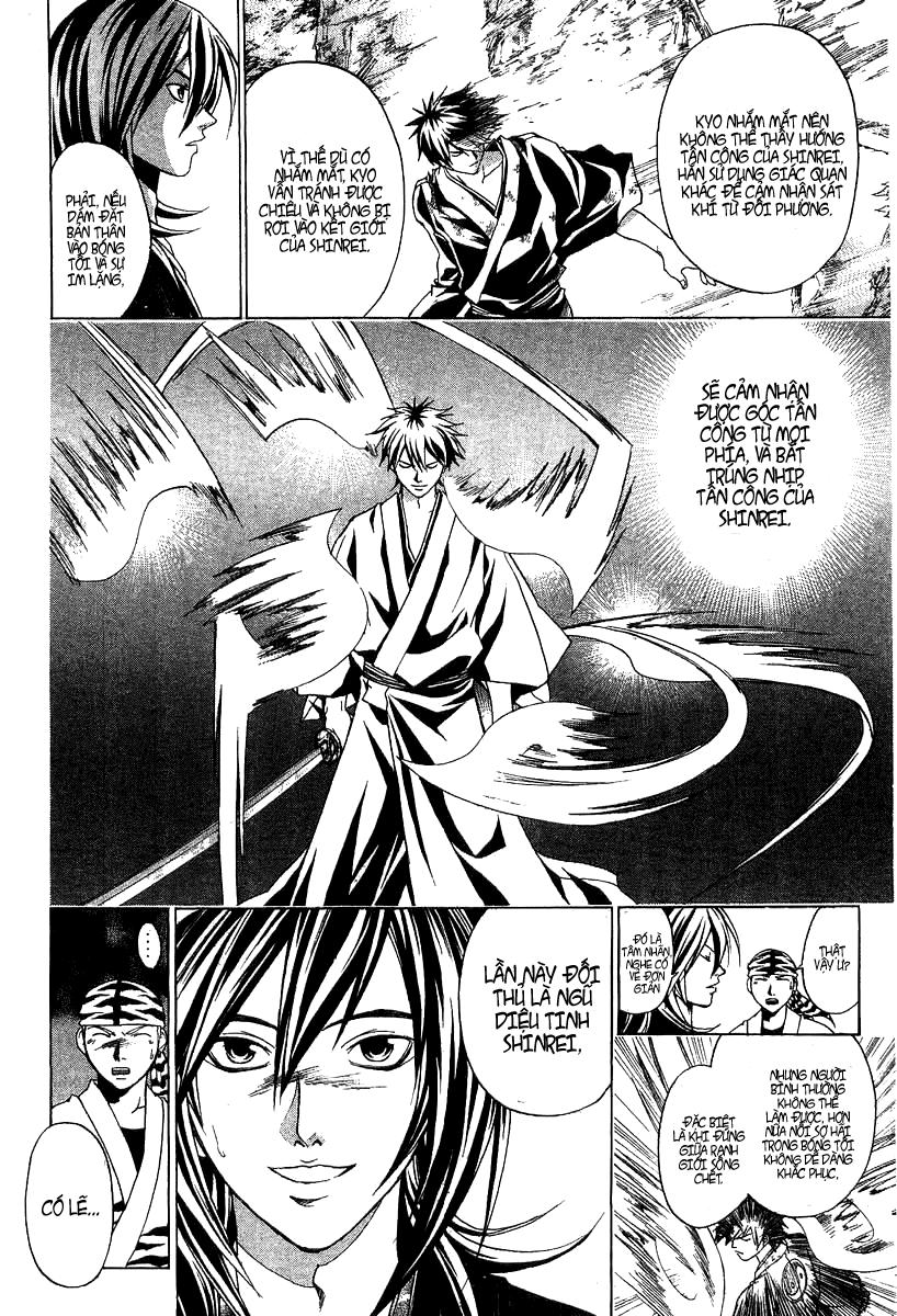Mắt Quỷ Kyo-Samurai Deeper Kyo chap 91 Trang 29