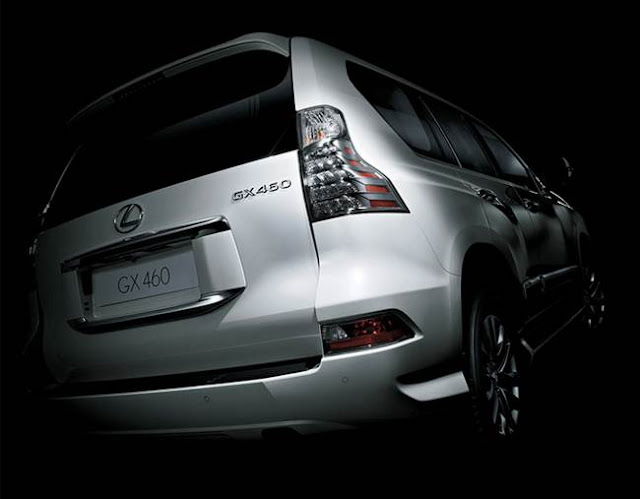 2017 Lexus GX 460 Redesign