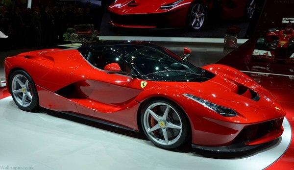 Mobil Termahal Di Dunia Ferrari La Ferrari