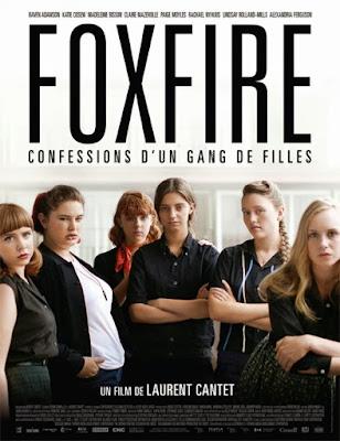 Foxfire (2012) Español Latino