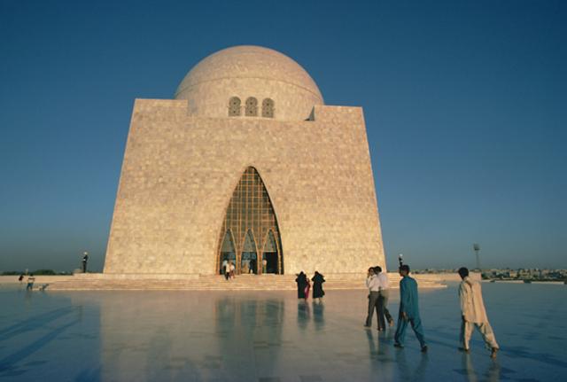 karachi pakistan tomb of the founder