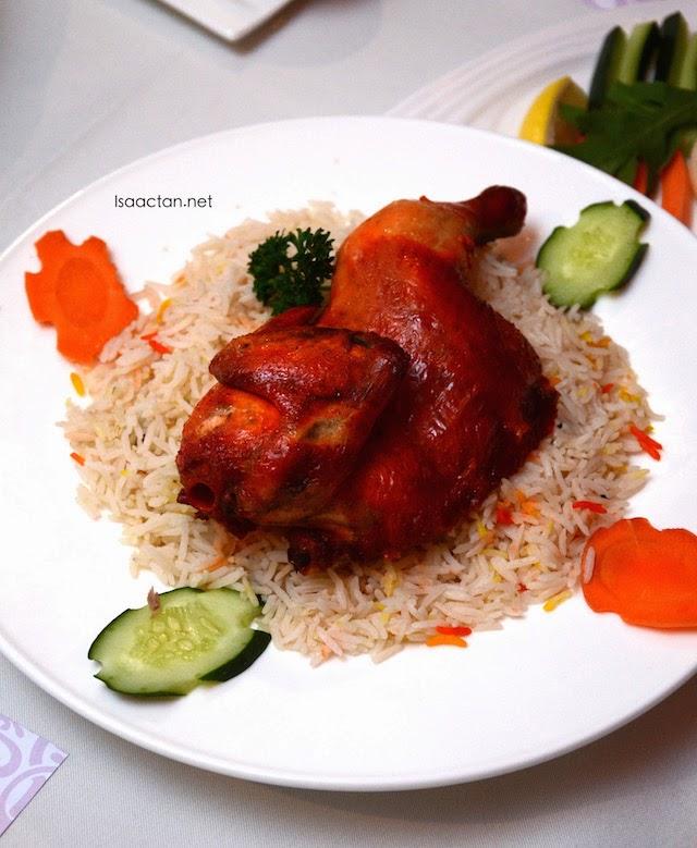 Chicken Mandi - RM30