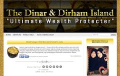 Tempahan Design Blog The Dinar & Dirham Island