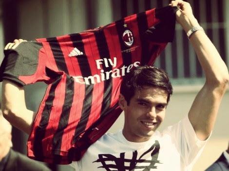 Kaka Bicarakan Nasibnya Bersama AC Milan