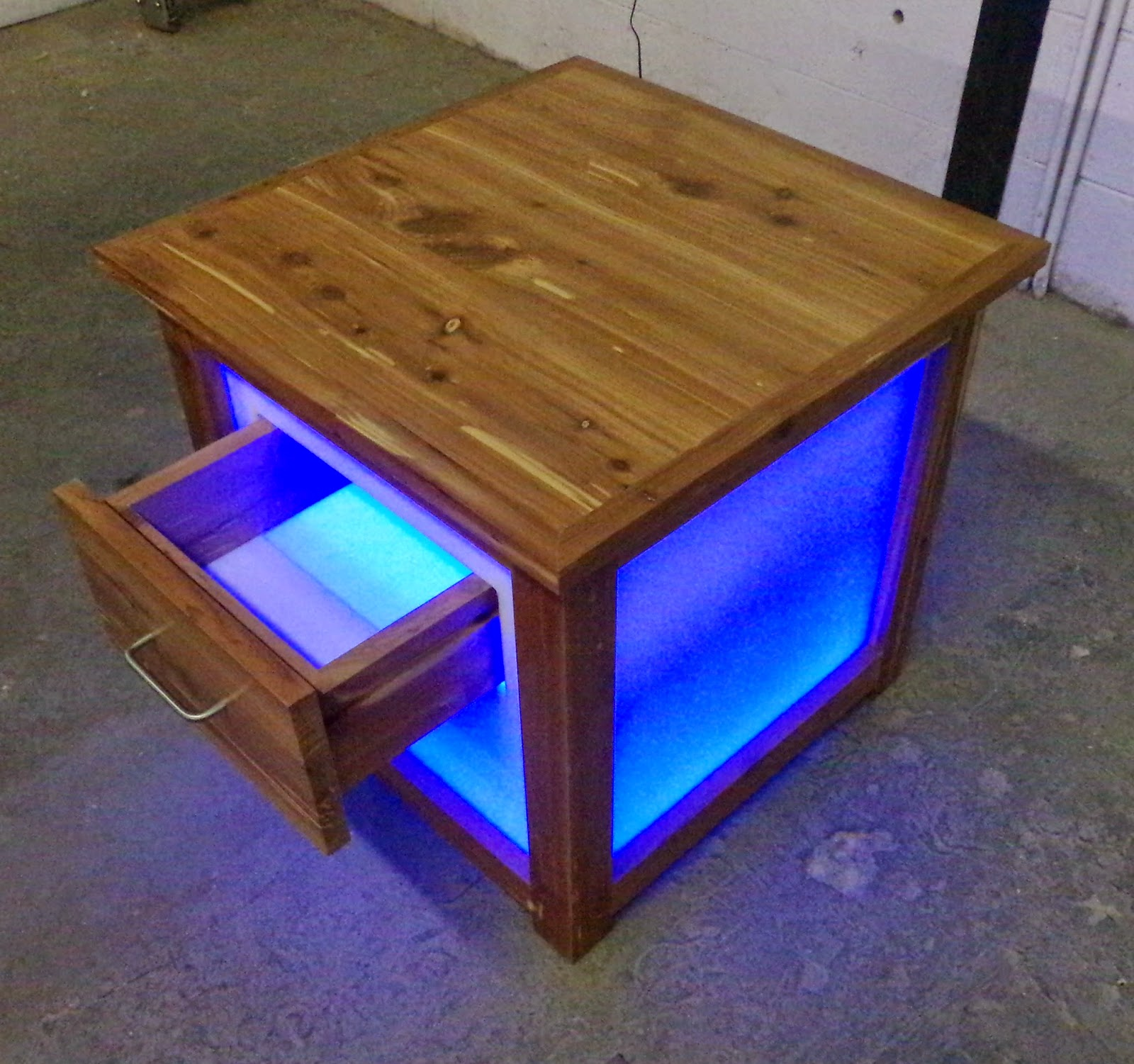 Led furniture blog page 2 of 5 customized designs -  Custom Designs Behind Us Check Out Our Site At Www Barchefs Com For All Of Your Light Up Table Design Needs Here Are A Few More Random Shots To Enjoy