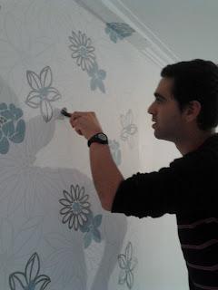 remover bolhas e ondulações