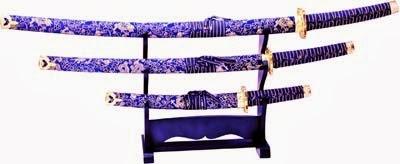 Significados das lâminas na cultura oriental dos samurais