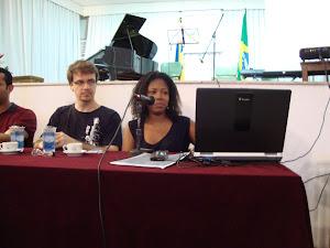 Apresentação  do  TCC,  de  Nayara  Cerqueira