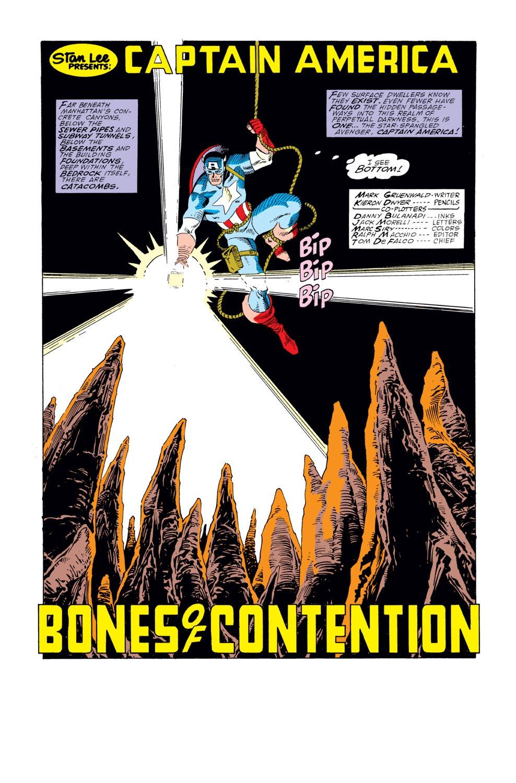 Captain America (1968) Issue #358 #291 - English 2