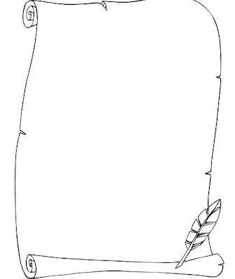 Plantillas De Frames Bordes En Blanco Y