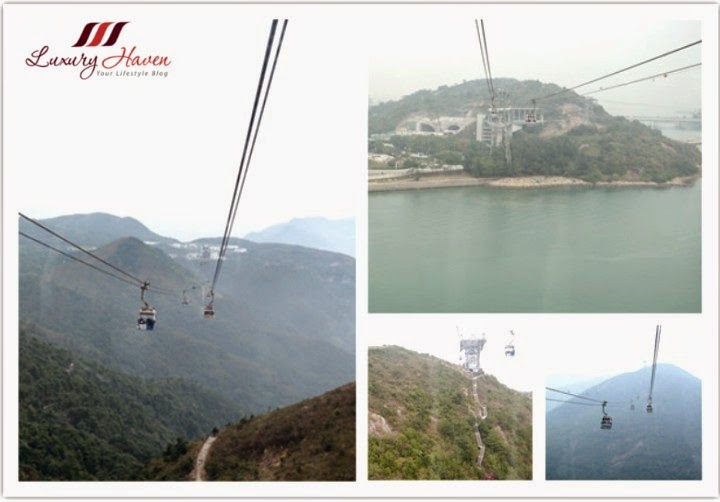 lantau island ngong ping cable car adventure