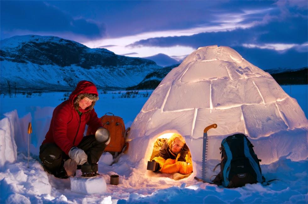 Sami Winter Market And Living In A Snowball In Jokkmokk Sweden - Jokkmokk sweden map