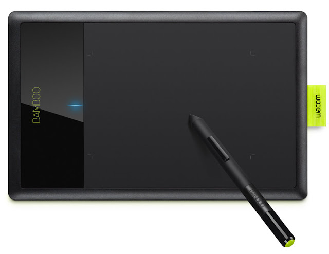 Bamboo Pen Tablet1