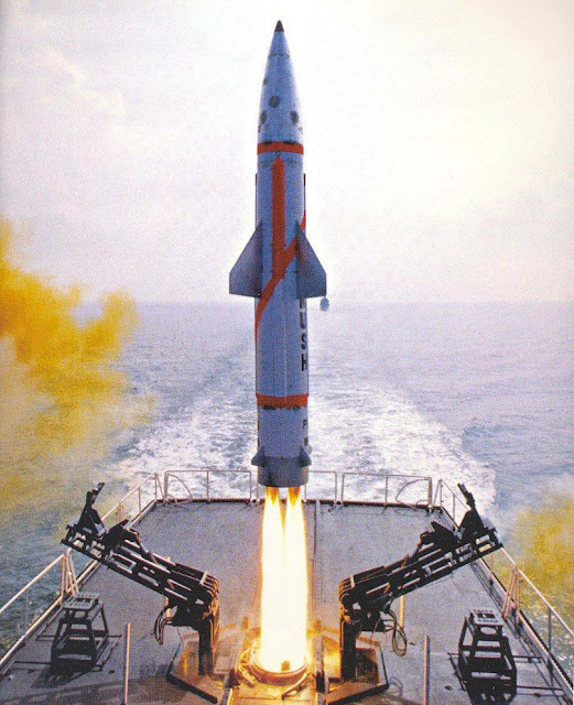 Dhanush ballistic missile
