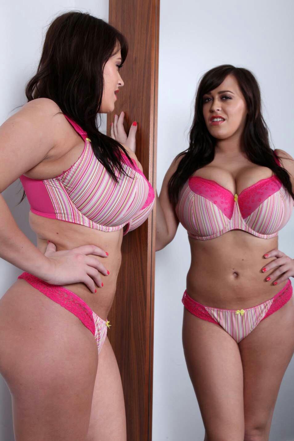 tits pink
