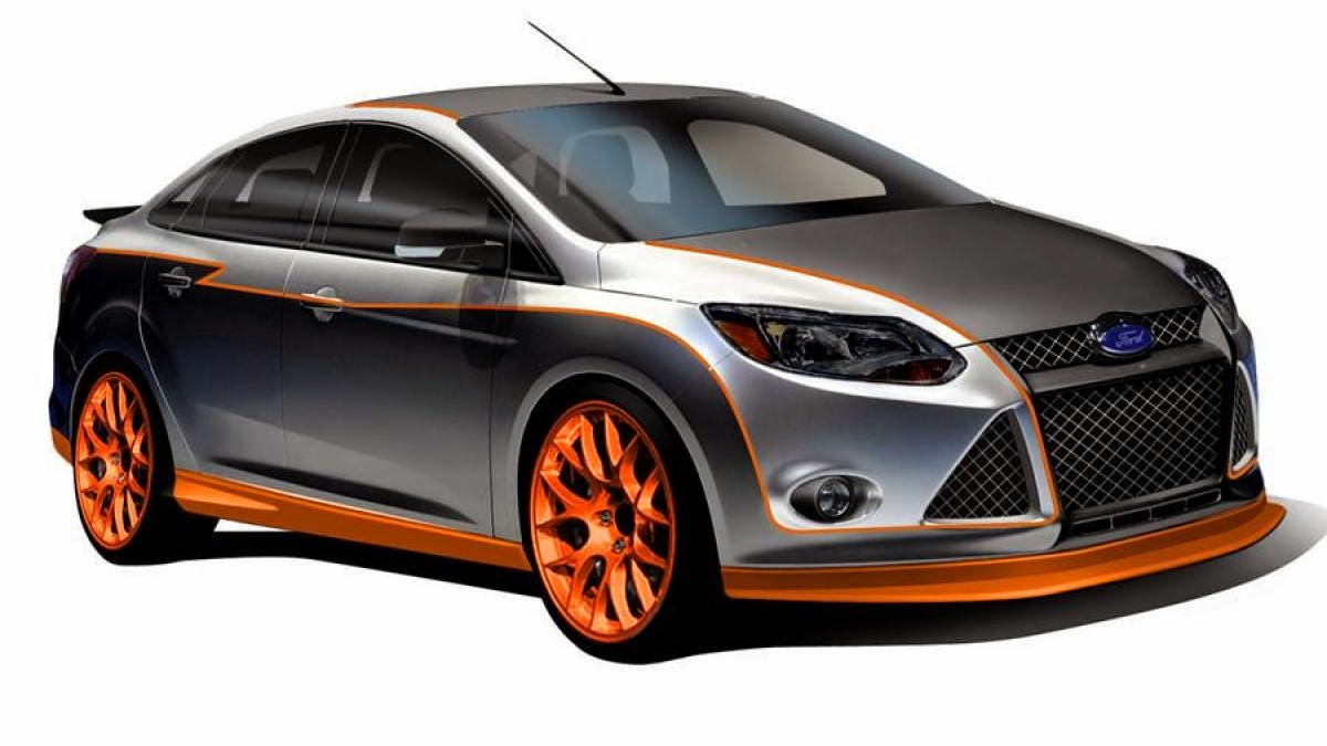 New Ford Focus and Fiesta are set to take center stage at SEMA