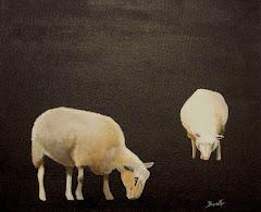 Josée Barrette<br> Les moutons de Bernard