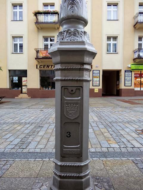 Latanie wykonała Kielecka Fabryka Pomp Białogon SA