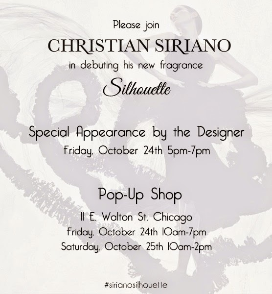 Fashion designer Christian Siriano Chicago pop-up store