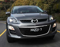 Harga Mobil Mazda CX 7 Bekas Mulus