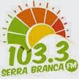 ouvir a Rádio Serra Branca FM 103,3 Serra Branca PB