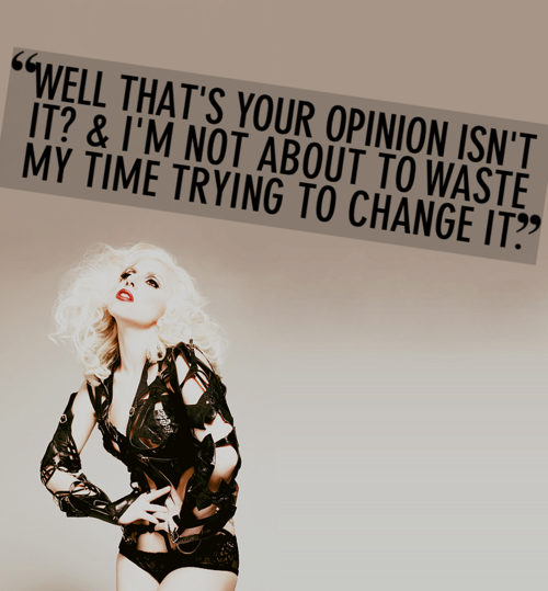 lady gaga quotes - photo #34