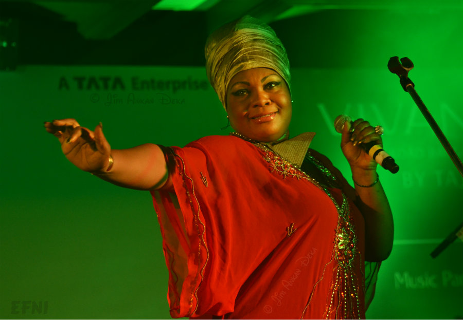Olyza Zamati at Vivanta by Taj, Bangalore- Jim Ankan photography