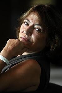 La escritora argentina Marcela Serrano, en Madrid