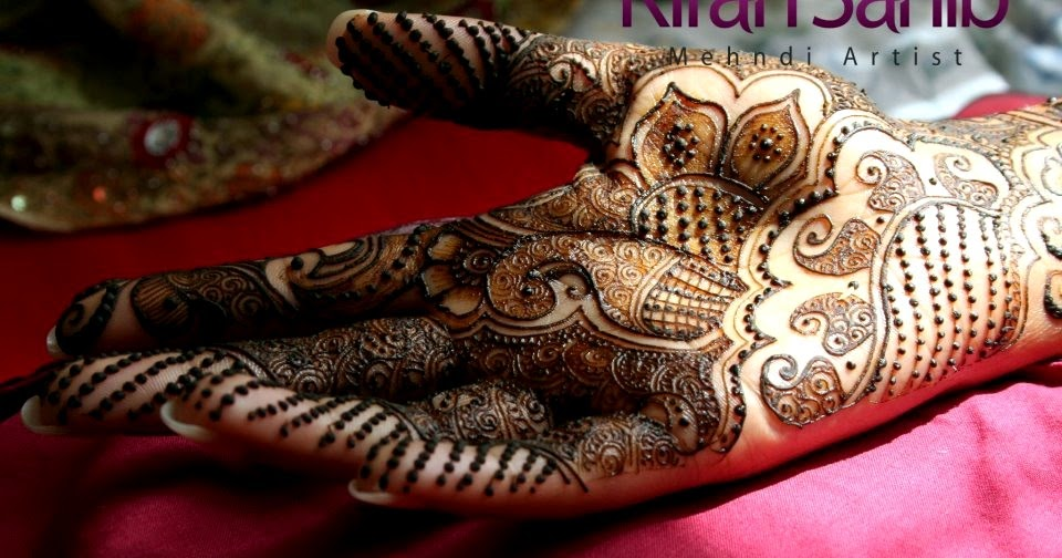 Mehndi For Doctors : Kiran sahib arabic mehndi designs top ten