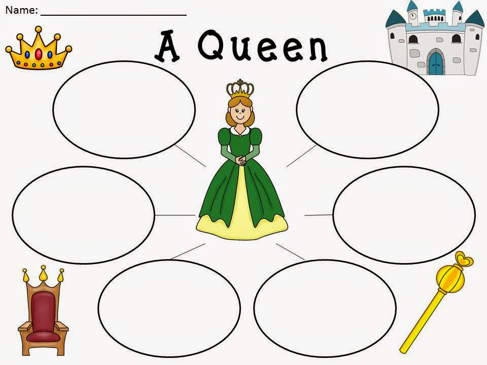 http://www.teacherspayteachers.com/Product/A-FREEBIE-A-Queen-Three-Graphic-Organizers-1214027