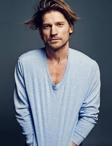 Nikolaj Coster-Waldau by Hasse Nielsen Cover Man 2013